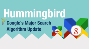 What is  Hummingbird and how do I know if it's affecting my site's ranking? [INFOGRAPHIC]