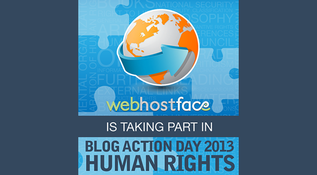 Blog Action Day 2013 – Human Rights