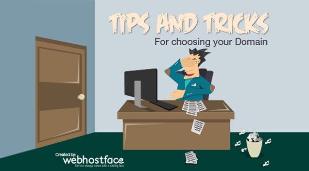 Tips and Tricks: Choosing your Domain