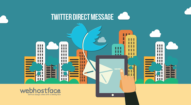 Twitter: You`ve got DM [INFOGRAPHIC]