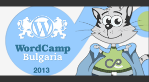 WordCamp Sofia 2013