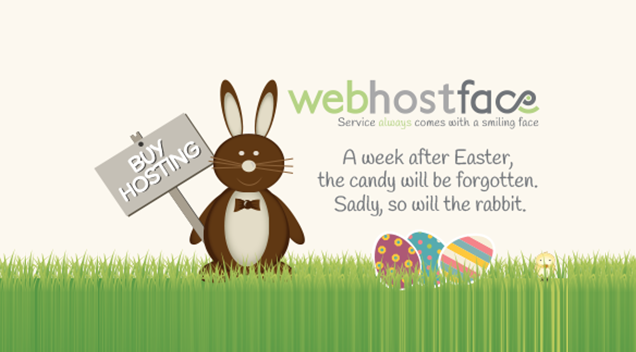 Save the Rabbit! Buy some Hosting!