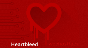 WebHostFace – Immune to the Heartbleed bug