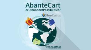 AbanteCart or AbundantPossibilites?