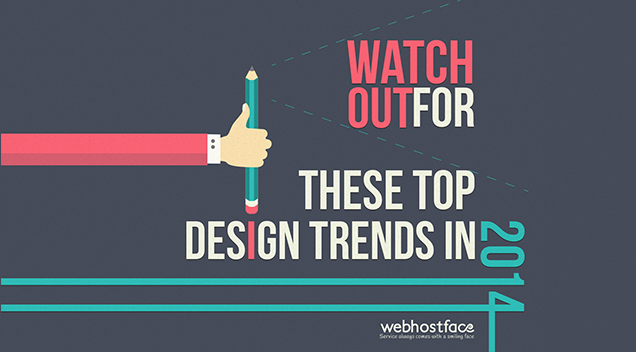 Watch out for these top web design trends in 2014