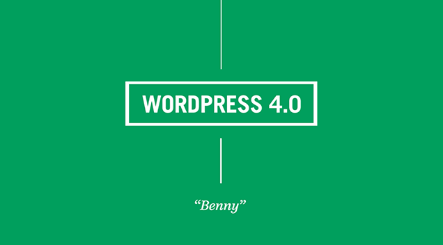 WordPress 4.0 is here!
