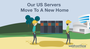 New Home for our US servers