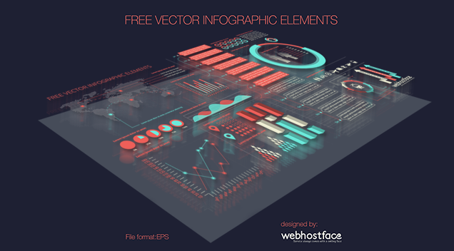 Get your Infograph kick with our Free Infographic Elements Kit