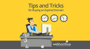Tips and Tricks for Buying an Expired Domain