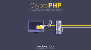 The CryptoPHP Infection:  what you need to know