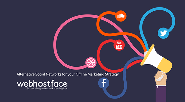 Alternative Social Networks for your Offline Marketing Strategy