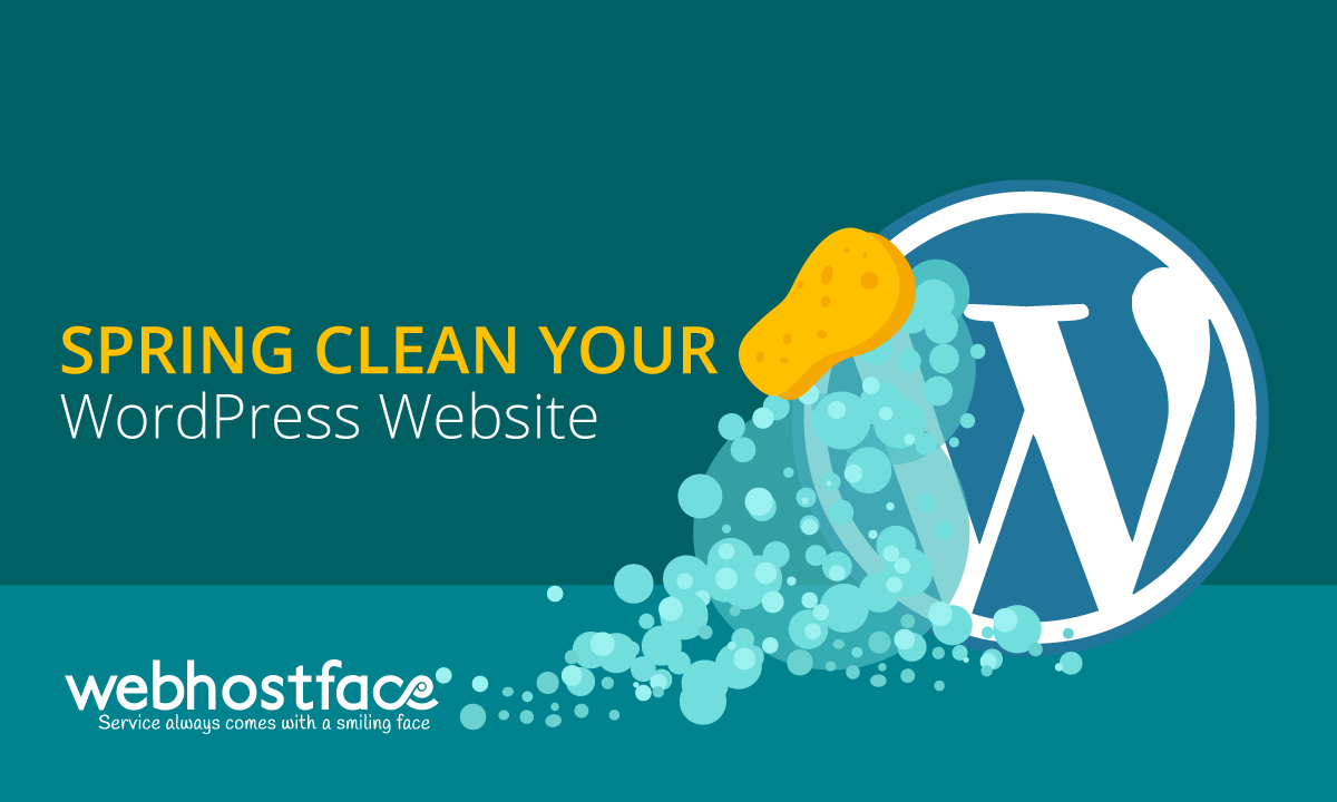 Spring Clean Your WordPress Website