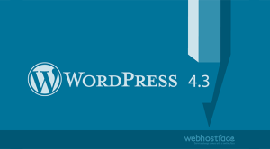 What's new coming in WordPress 4.3