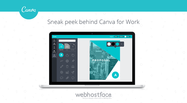 Sneak peek behind Canva for Work