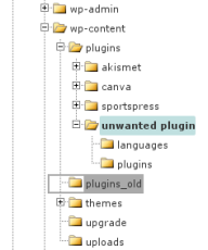 move from plugins to plugins_old