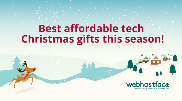 Best affordable tech Christmas gifts this season!