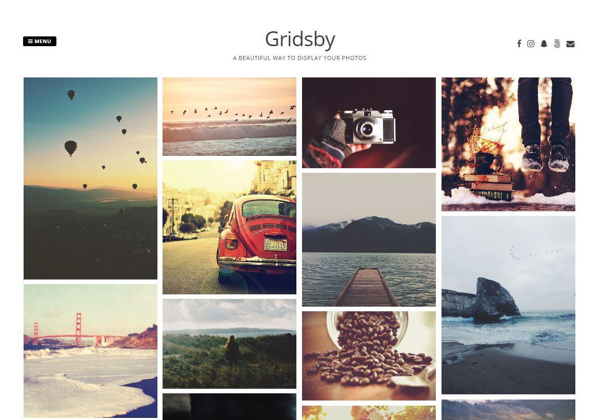 cridsby free wordpress theme