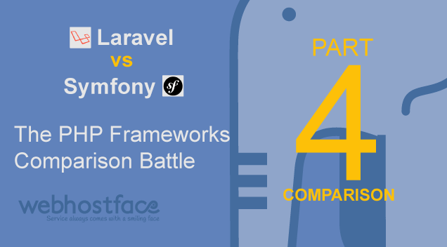 Laravel vs Symfony – The PHP Frameworks Comparison Battle