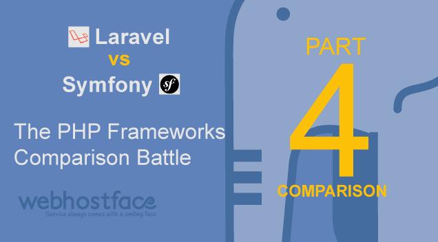 Laravel vs Symfony – The PHP Frameworks Comparison Battle