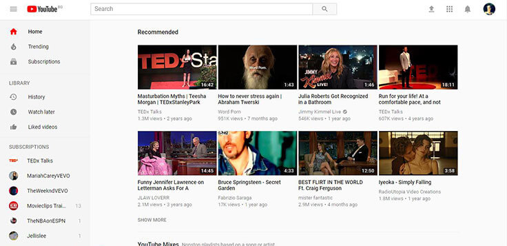 8ee6dbf7487 Youtube is the second most popular and most visited site in the world.  Youtube is owned and managed by Google itself. The site was created by  three PayPal ...