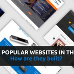 7+1 Most popular websites in the World – How are they built?
