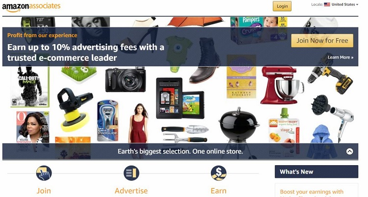 Amazon addiliates