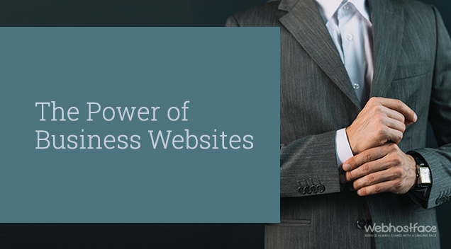 The Power of Business Websites