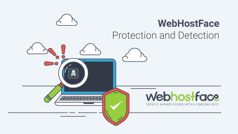 Premium malware scanning tool – WebHostFace Protection and Detection