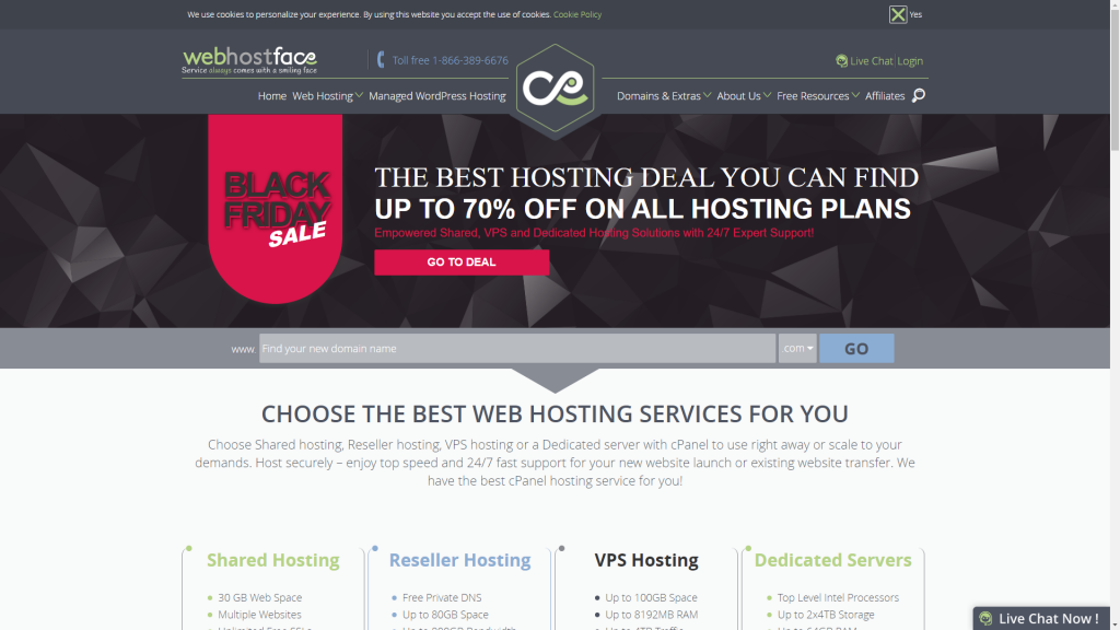 WebHostFace Review and Interview by top10-websitehosting