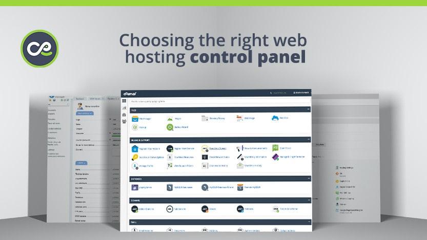 Choosing the Right Web Hosting Control Panel