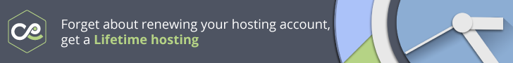 WebHostFace Lifetime hosting