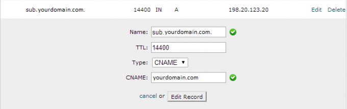 how to change nameserver to cloudflare in cpanel