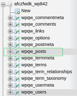MySQL Search and Replace Example - PhpMyAdmin Commands Tutorials