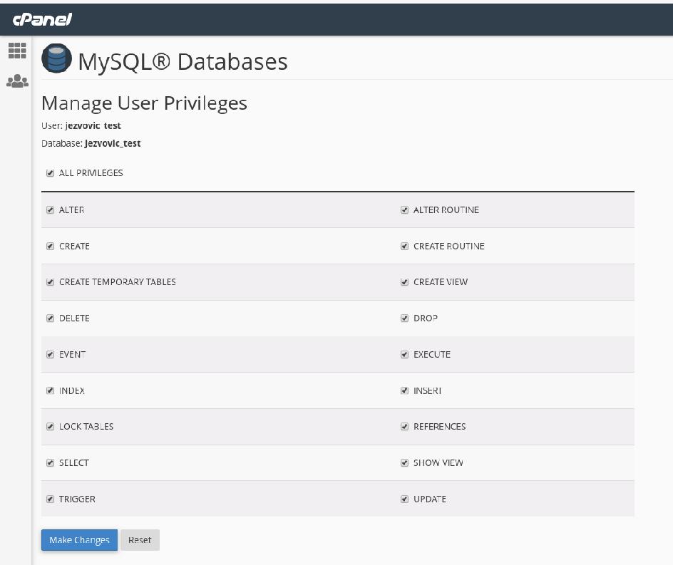 FIX: MySQL - SELECT Command Denied To User
