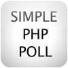 Simple PHP Poll Hosting
